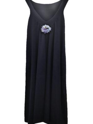 Dress V-Neck Casual